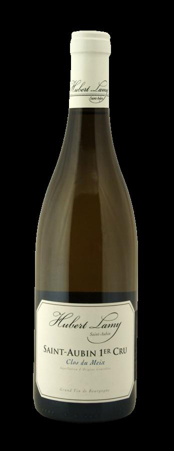 Французское вино, Saint-Aubin 1er cru, Clos Du Meix ,2010, Domaine Hubert Lamy, Бургундия, Франция