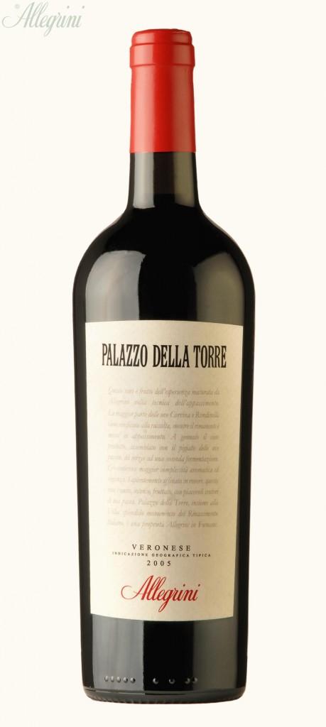 Итальянское вино, Palazzo Della Torre, 2009, IGT Veronese, Allegrini, Венето, Италия