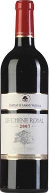 Российское вино, Le Chêne Royal, 2010, Château le Grand Vostock, Краснодарский край, Россия