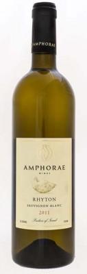 Израильское вино, Sauvignon Blanc, 2011, Rhytoh, Верхняя Галилея, Израиль
