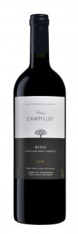 Французское вино, Chateau Campillot,  2009, Medoc, Бордо, Франция
