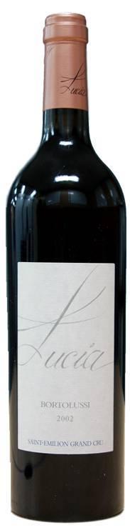 Французское вино, Chateau Lucia, 2009, Grand Cru Classe, Saint-Emilion, Бордо, Франция