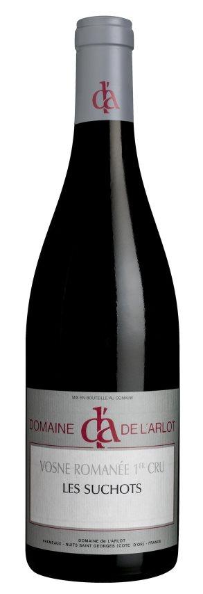 Французское вино, Les Suchots, 2010, Vosne-Romanée 1er cru, Domaine De l'Arlot, Бургундия, Франция