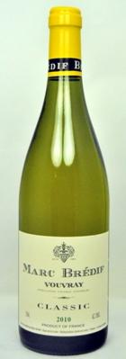 Французское вино, Vouvray, Classic, 2011, Marc Brédif, Долина Луар, Франция
