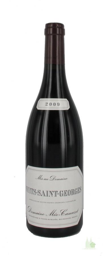 Французское вино, Nuits-Saint-Georges, 2010, Domaine Meo-Camuzet, Бургундия, Франция