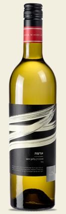 Израильское вино, Sauvignon Blanc, 2012, Adama Gir, Tabor winery, Верхняя Галилея, Израиль
