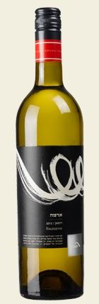 Израильское вино, Roussanne, 2012, Adama, Tabor winery, Верхняя Галилея, Израиль