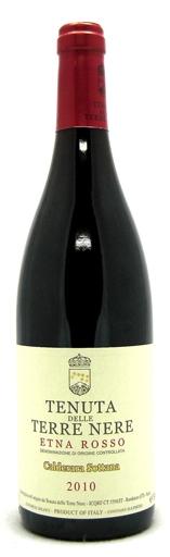 Итальянское вино, Calederara Sottana, 2009, Etna, DOC, Tenuta delle Terre Nere, Сицилия, Италия