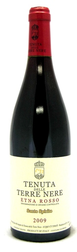 Итальянское вино, Santo Spirito, 2010, Etna, DOC, Tenuta delle Terre Nere, Сицилия, Италия