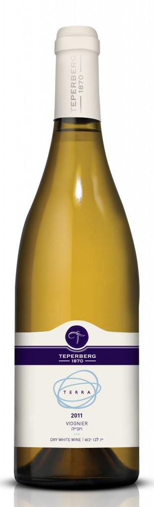 Израильское вино, Viognier, 2011, Terra, Teperberg, Иудейские горы, Израиль