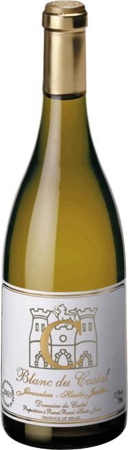 Израильское вино, кошерное, Blanc du Castel, 2011, Domaine du Castel, Иудейские горы, Израиль