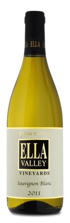 Израильское вино, Sauvignon Blanc, 2012, Ella Valley, Иудейские горы, Израиль
