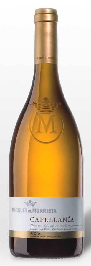 Испанское вино, Capellania, 2006, Marques de Murrieta, Рьоха, Испания