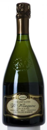 Фрацузское вино, Шампанское,Cuvée Spécial Club, Blanc de Blancs, Premier Cru, 2006, Brut, A.Margaine, Шампань, Франция