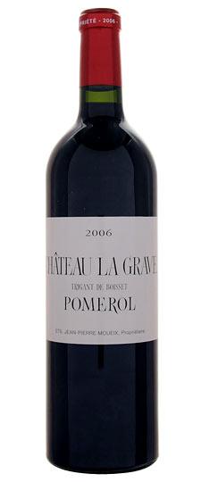 Французское вино, Château La Grave, Trignant de Boisset, 2009, Pomerol, Бордо, Франция