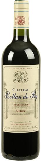 Французское вино, Chateau Rollan de By, 2009, Cru Bourgeois, Medoc, Бордо, Франция
