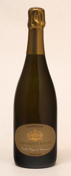 Французское вино, Шампанское, Vieilles Vignes de Cramant, Grand Cru, 2005, Extra Brut, Larmandier-Bernier, Шампань, Франция