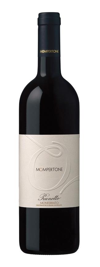 Итальянское вино, Mompertone 2009, Monferrato Rosso DOC, Prunotto, Пьемонте, Италия