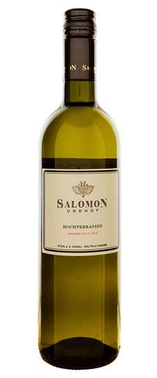 Австрийское вино, Hochterrassen Gruner Veltliner 2012, Weingut Salomon-Undhof, Кремсталь, Австрия