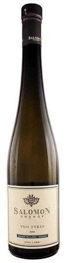 Австрийское вино, Von Stein 2005, Gruner Veltliner, Reserve, Weingut Salomon-Undhof, Кремсталь, Австрия
