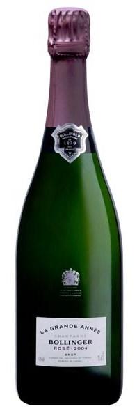Французское вино, Grande Année, Rose, Brut , 2004, Bollinger, Шампань, Франция