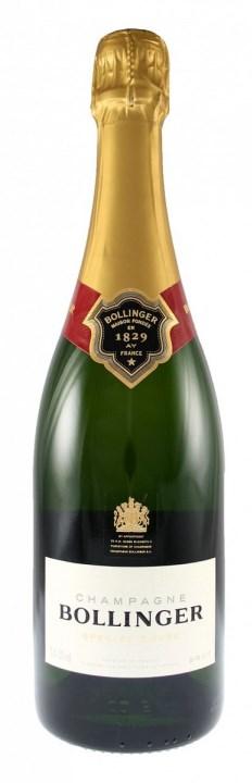 Французское вино, Шампанское, Special Cuvee, Brut, NV, Bollinger, Шампань, Франция