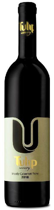 Израильское вино, Cabernet Franc, 2010, Mostly, Tulip Winery, Иудейские горы, Израиль