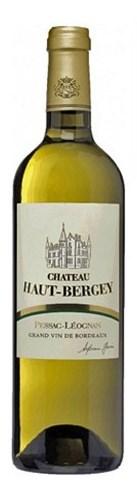 Французское вино, Chateau Haut-Bergey, Blanc, 2008, Pessac-Leognan, Бордо, Франция