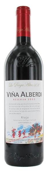 Vina Alberdi La Rioja Alta